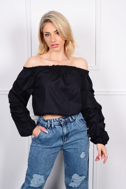 TOP OFF THE SHOULDER